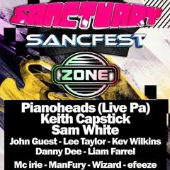 Zone @ Sancfest - Club Domain Blackpool - Danny Dee