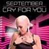 Radio Slave, DOUB, Justin Carey vs September - Cry For You (Daniel Carew Vocal Edit) [FREE DOWNLOAD]