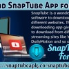 Download SnapTube App For Mac PC