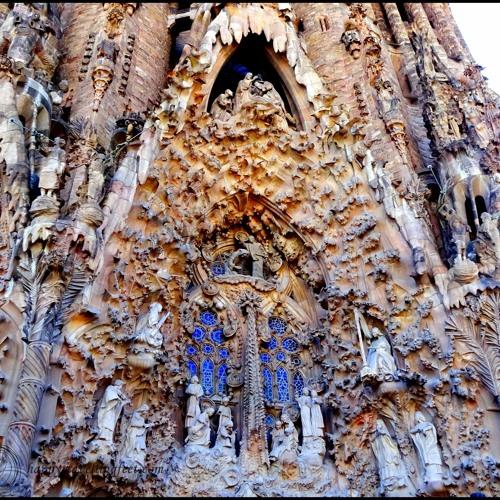"""Sagrada Familia """"Nativity Facade"""" mvt 1"""