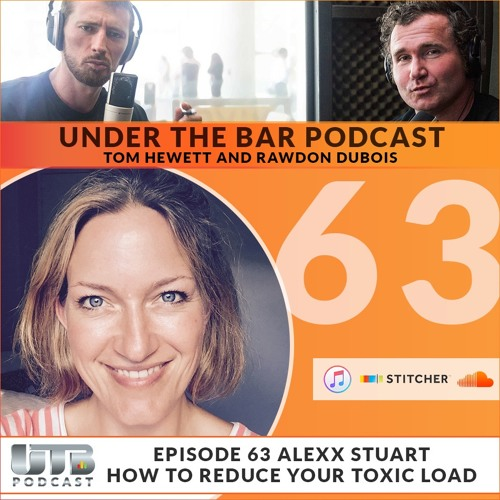 Alexx Stuart - Special guest on Ep. 63 of Under the Bar Podcast