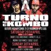 Audio Venom Presents Turno + Mc Kombo 29/04/17 // Avoy