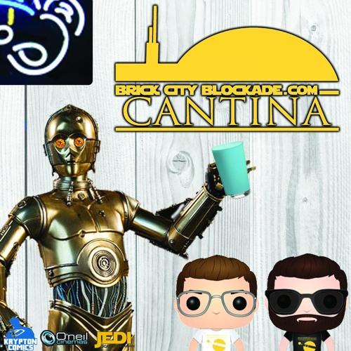Brick City Blockade Cantina Episode I