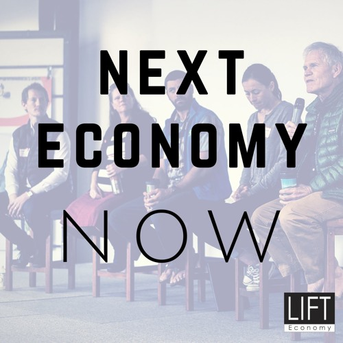 Mathis Wackernagel: Using the Ecological Footprint Metric as a Compass to the Next Economy