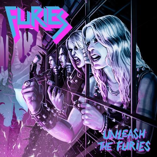 UNLEASH THE FURIES (cassette)