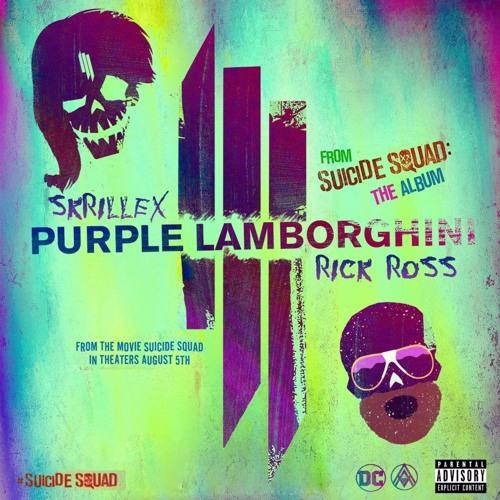 Purple Lamborghini Id Skrillex The Same Place Strikoz Remake By