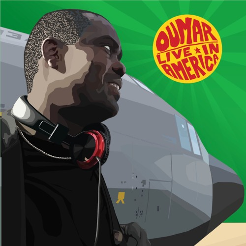 "Oumar Konate - ""Live in America"""