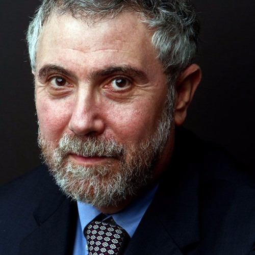 57 – Paul Krugman on Liquidity Traps, the Great Recession, and Isaac Asimov