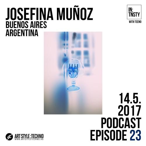 In:tnsty Podcast | Episode 23 Teeno / Josefina Muñoz