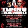 Audio Venom Presents Turno + Mc Kombo 29/04/17 // Arnett // Mc Rider