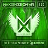 Blasterjaxx - Maxximize On Air 153 2017-05-11 Artwork