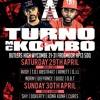 Audio Venom Presents Turno + Mc Kombo 29/04/17 // Defyance // Mc's Marky C and Herbley