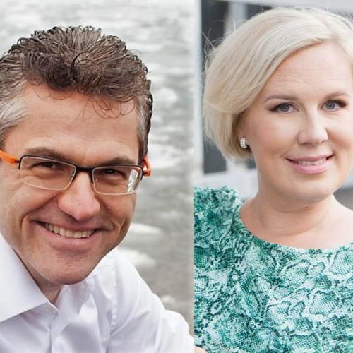 #1 Henkilöbrändäys | Mika D. Rubanovitsch & Elina Koivumäki