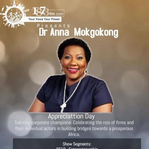 Interview With Dr Anna Makgokong