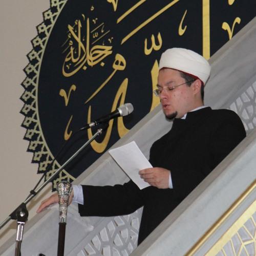 Ислам хазрат Зарипов. Письмо от Всевышнего