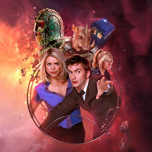 Doctor Who - The Tenth Doctor Adventures Volume 2 (trailer)
