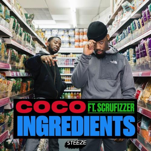 Ingredients feat. Scrufizzer (Prod by Toddla T)