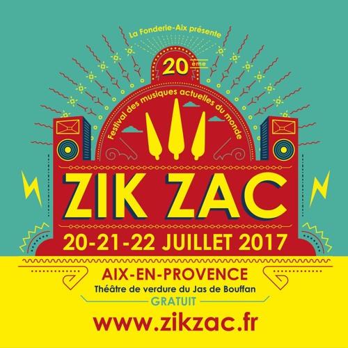 ZIK ZAC FESTIVAL 2017 • 20ème édition !