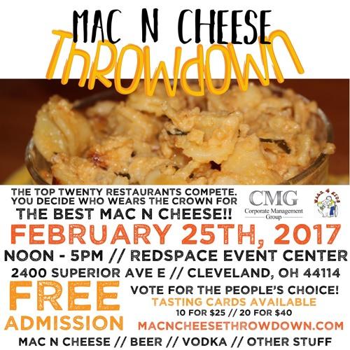 WAGS 4 KIDS Mac N Cheese Throwdown PSA 17-01-06