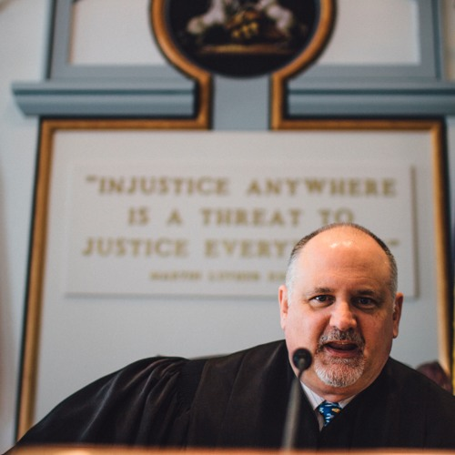 Cumberland County Common Pleas Judge Tom Placey