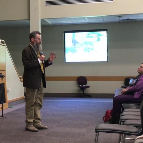SSU-025 - Portland Chemtrail Summit speech, 2017-05-07