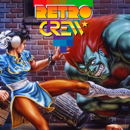 Retro Crew Stage 1-2: Street Fighter fyller 30