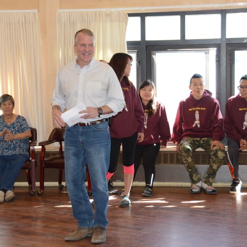 Sen. Dan Sullivan hosts ruckus-free town hall meeting in Galena