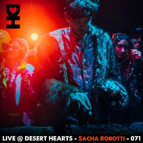 Live @ Desert Hearts - Sacha Robotti - 071