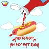 Ketchup on my hot dog