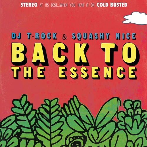 DJ T-Rock & Squashy Nice - Back To The Essence (Cold Busted)