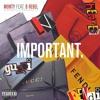 Monty feat. B Rebel - Important (Prod. By Protege Beatz & IceBerg)
