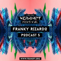 Franky Rizardo - Verknipt Festival 2017 Podcast 5