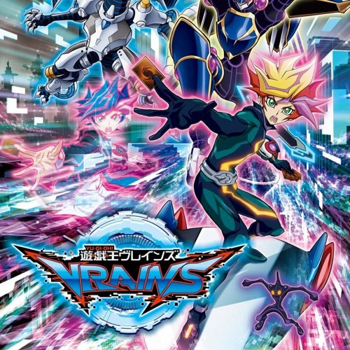 Yugioh! VRAINS Opening 1 - With The Wind by Rey   Free