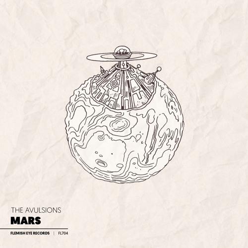 "The Avulsions :: Mauno SPLIT 7"""