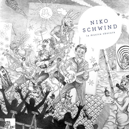 SVT192 – Niko Schwind – La Musica Obscura