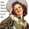She Said She'd Always Love Me (Garageband)