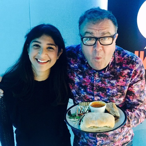 16th May 2017 - Annem Hobson on TalkRADIO with Paul Ross - British Sandwich Week