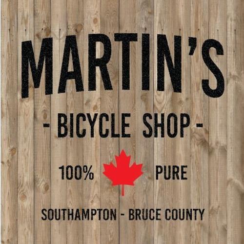 Episode 16 - Part 1 - Martin's Bicycle Shop