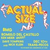 Romulo Del Castillo - Actual Size 12.10.16