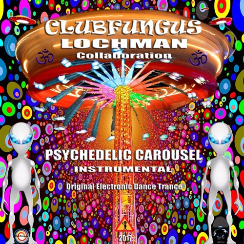 Psychedelic Carousel Instrumental