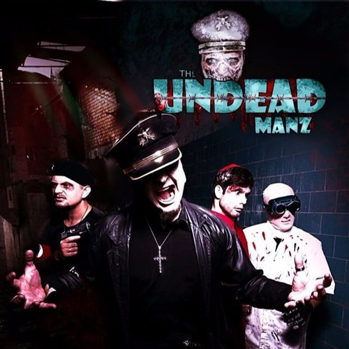THE UNDEAD MANZ - FEARLESS