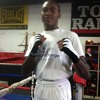 Interview with amateur boxer Isaac Chatman