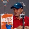 Golfer Jordan Spieth receives Wheaties honor
