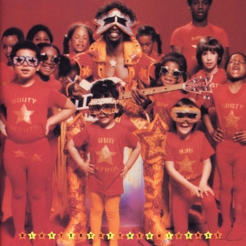Bootsy Collins Ad