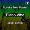 Royalty Free Music - Piano Vibe (Deep House) By F3D
