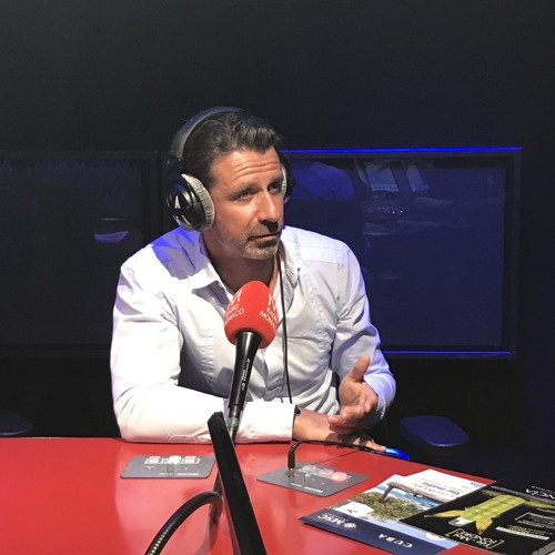 Alexandre Taylor - Mercredi Sport - Patrick Mouratoglou - 17/05/2017