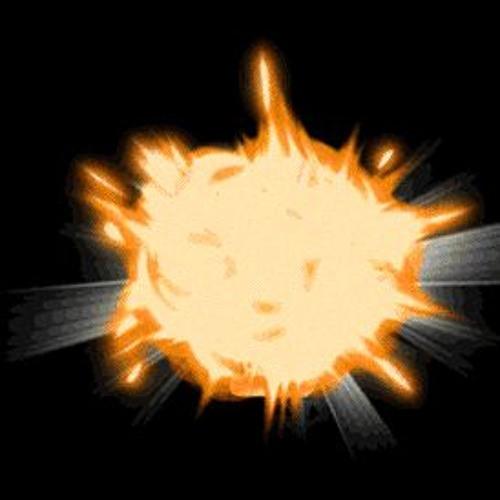 Гифка взрыв