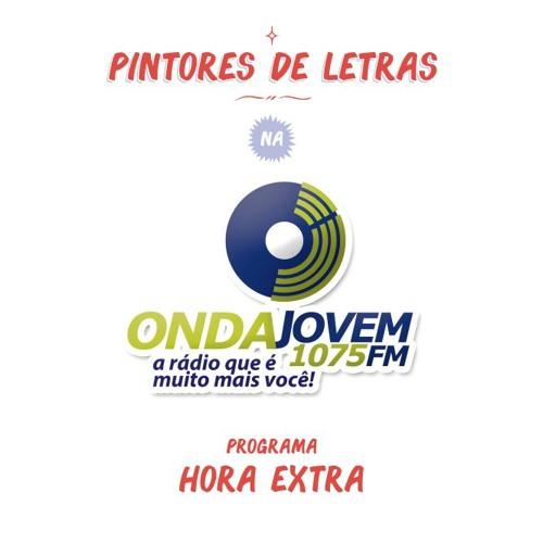 Pintores de Letras no Hora Extra (31/03/2017)