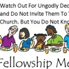 Watch Out For Ungodly Deceivers And Do Not Invite Them To Your Church But You Do Not Know Jude