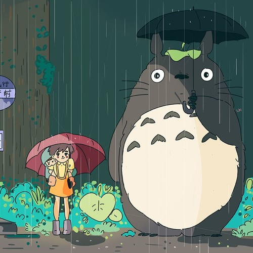 Studio Ghibli - Lofi Hiphop Mix by Ambition | Free Listening